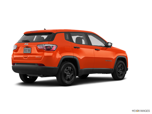 New 2018 Jeep Compass in Fairfield, Vallejo, & San Jose, CA