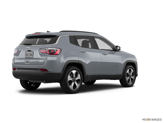 New 2018 Jeep Compass in Tracy, CA