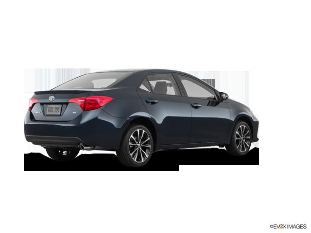 New 2018 Toyota Corolla in Lakewood, CO