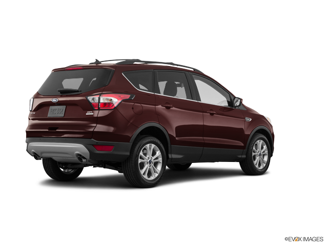 New 2018 Ford Escape in Barberton, OH