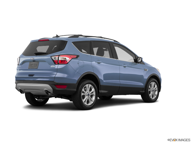 New 2018 Ford Escape in Medford, OR