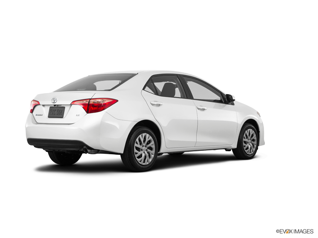 New 2018 Toyota Corolla in Bastrop, TX