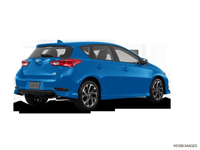 New 2018 Toyota Corolla iM in Berkeley, CA