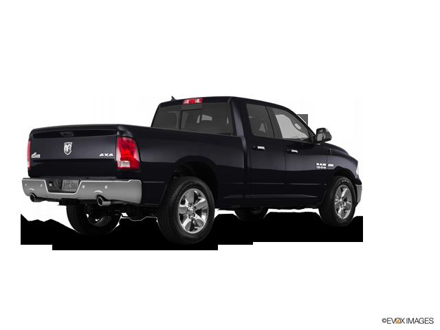 "2018 Ram 1500 Express 4x2 Quad Cab 6'4"" Box"