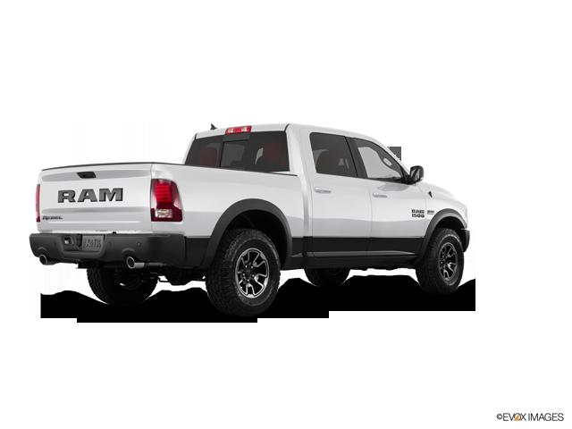 2018 Ram 1500 Rebel