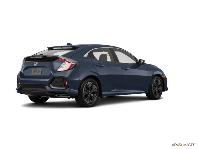 New 2018 Honda Civic Hatchback in Yuma, AZ