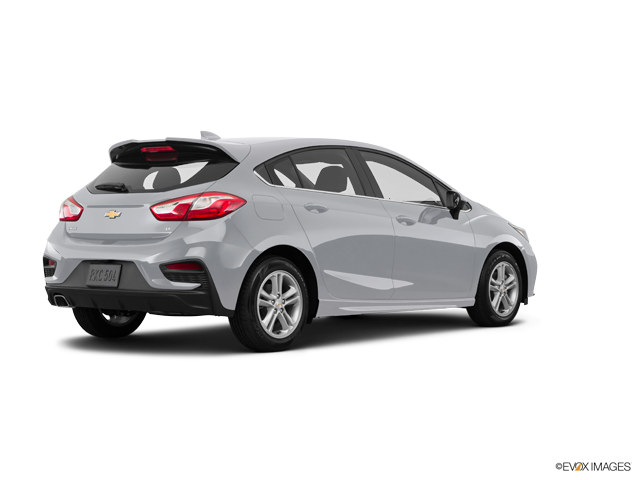 New 2018 Chevrolet Cruze in Jesup, GA