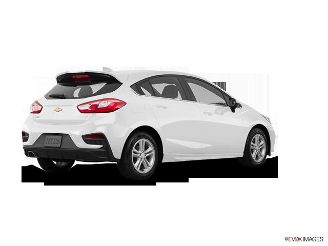 New 2018 Chevrolet Cruze in Garden Grove, CA