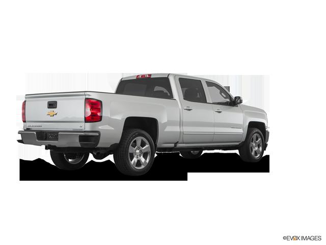 New 2018 Chevrolet Silverado 1500 in Punta Gorda, FL