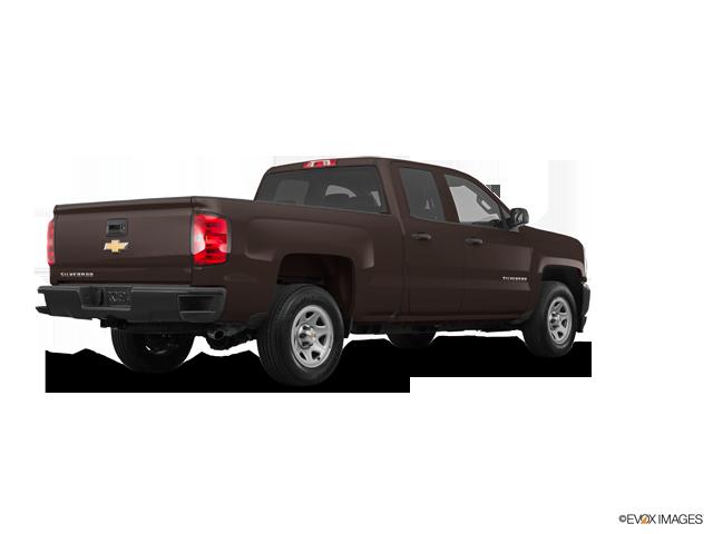 New 2018 Chevrolet Silverado 1500 in Gadsden, AL