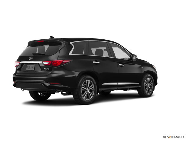 New 2018 INFINITI QX60 in Fairfield, Vallejo, & San Jose, CA