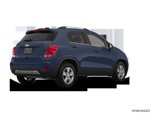 New 2018 Chevrolet Trax in Garden Grove, CA