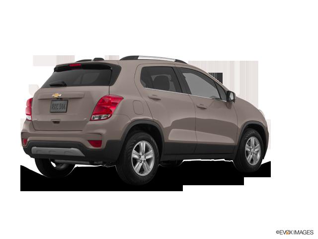 New 2018 Chevrolet Trax in Tulsa, OK