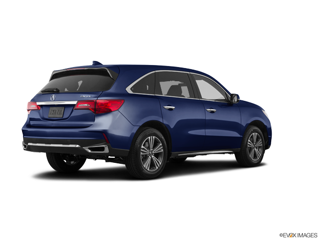2018 Acura MDX 3.5L