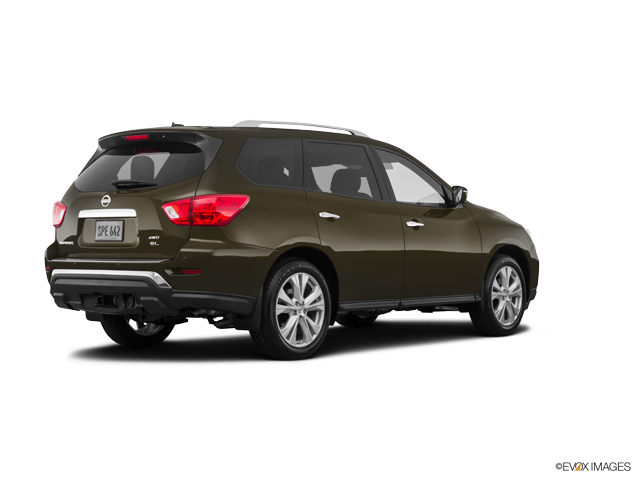 New 2018 Nissan Pathfinder in San Jose, CA