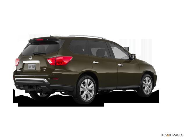New 2018 Nissan Pathfinder in Vidalia, GA