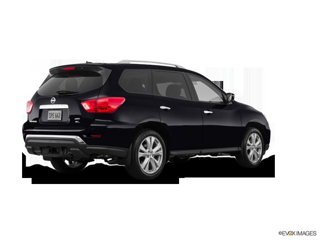 New 2018 Nissan Pathfinder in METAIRIE, LA