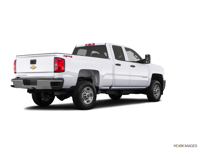 New 2018 Chevrolet Silverado 2500HD in Greensburg, PA