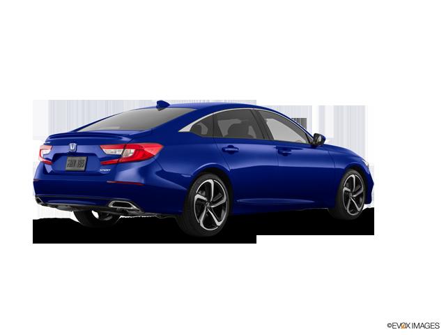 New 2018 Honda Accord Sedan in Tifton, GA