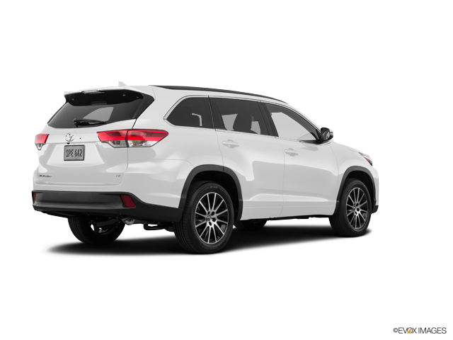 New 2018 Toyota Highlander in Slidell, LA