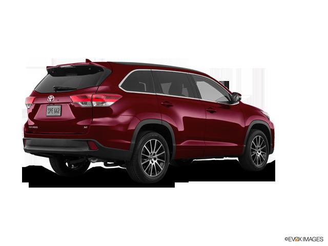 New 2018 Toyota Highlander in Lakeland, FL