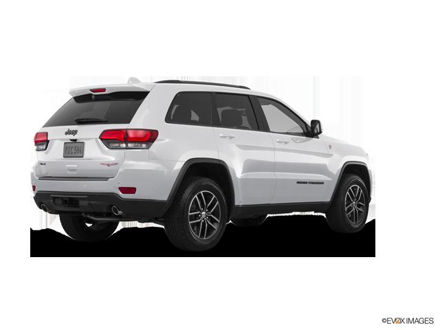 2018 Jeep Grand Cherokee Overland 4x2