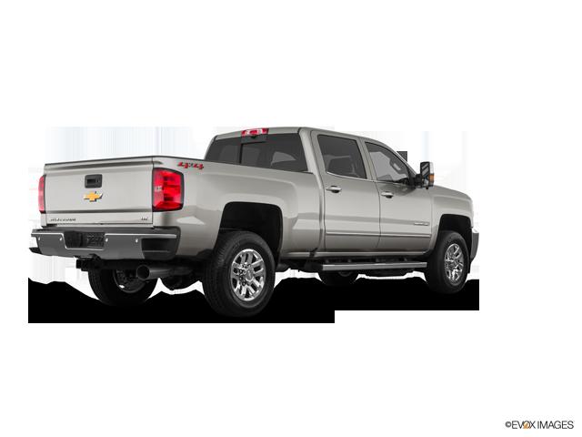 New 2018 Chevrolet Silverado 2500HD in Marietta, GA