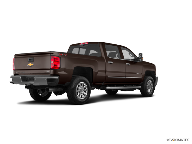 New 2018 Chevrolet Silverado 2500HD in Claxton, GA
