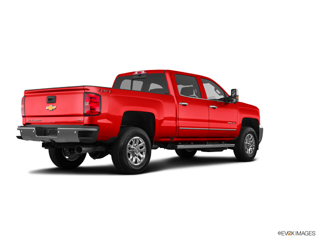 New 2018 Chevrolet Silverado 2500HD in Alamagordo, NM