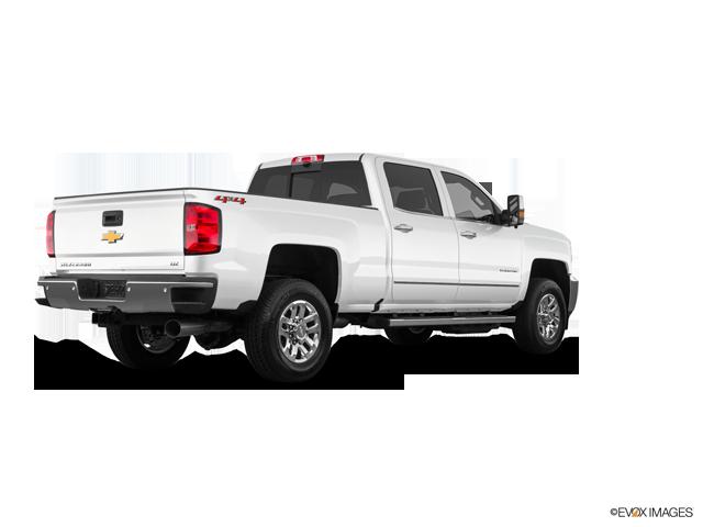 New 2018 Chevrolet Silverado 2500HD in Ontario, CA