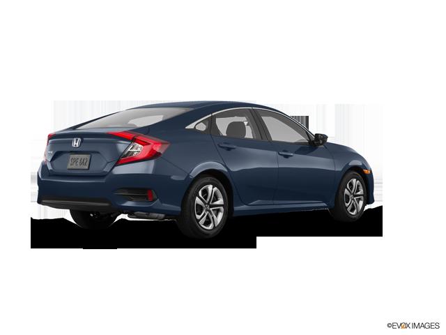 New 2018 Honda Civic Sedan in Dallas, TX