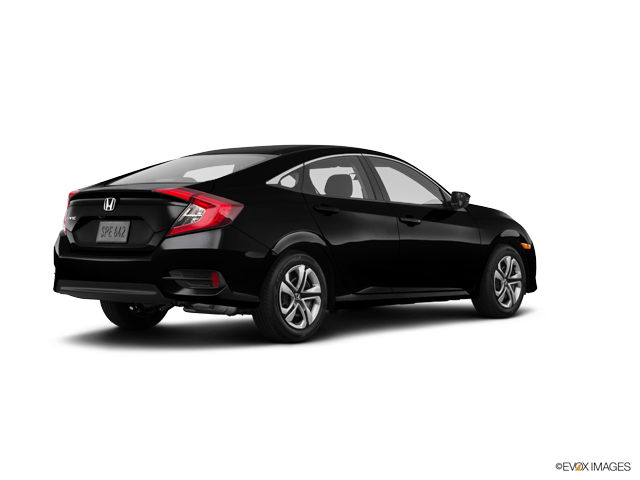 New 2018 Honda Civic Sedan in Jackson, MS