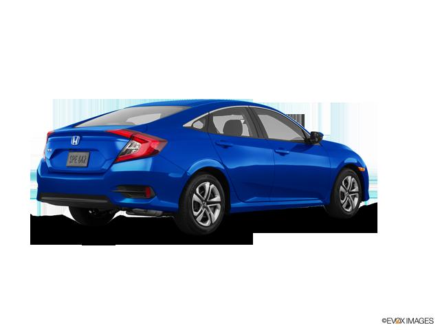 New 2018 Honda Civic Sedan in Saratoga Springs, NY