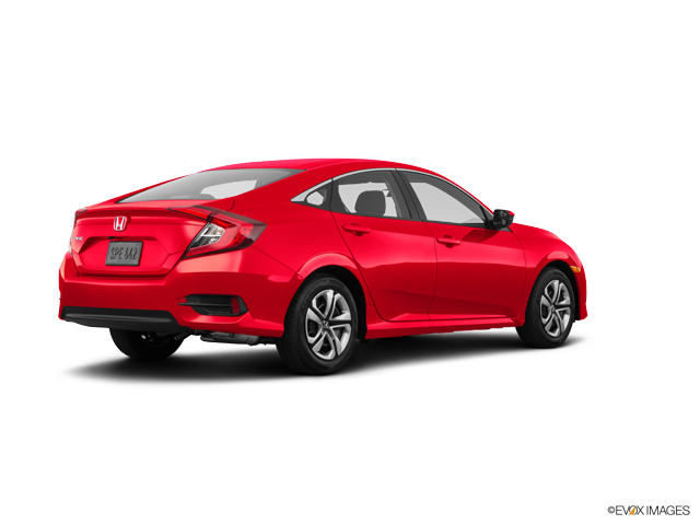 New 2018 Honda Civic Sedan in Gadsden, AL