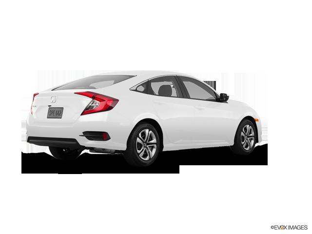 New 2018 Honda Civic Sedan in Athens, GA