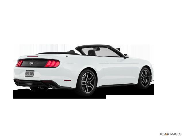 New 2018 Ford Mustang in San Juan Capistrano, CA