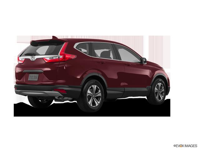 New 2018 Honda CR-V in High Point, NC