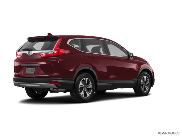 New 2018 Honda CR-V in Mason City, IA