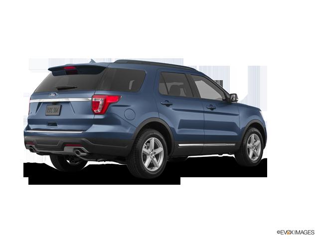 New 2018 Ford Explorer in Hemet, CA