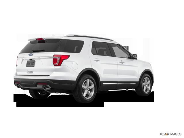 New 2018 Ford Explorer in Medford, OR