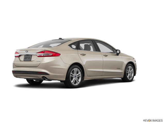 New 2018 Ford Fusion Hybrid in Hemet, CA