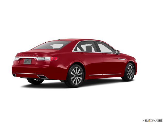 New 2018 Lincoln Continental in Muskogee, OK