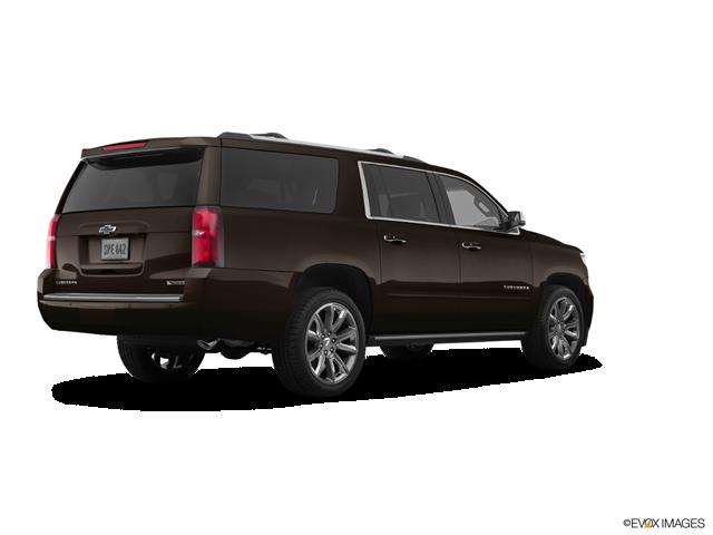 New 2018 Chevrolet Suburban in Ontario, CA