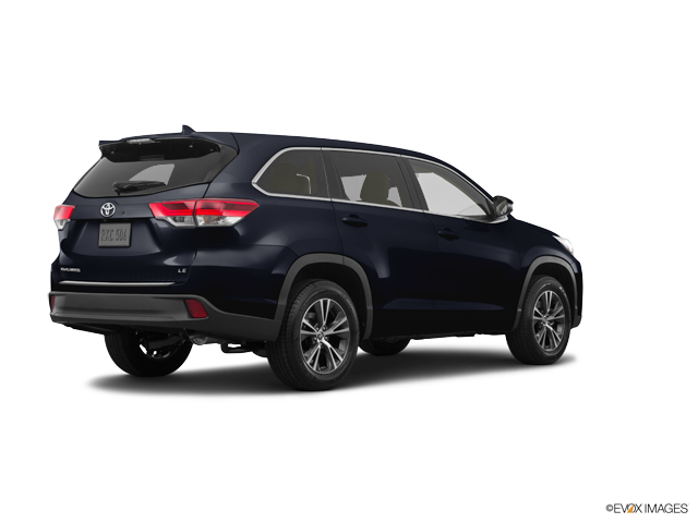 New 2018 Toyota Highlander in Johnson City, TN