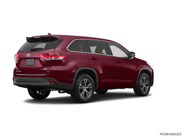 New 2018 Toyota Highlander in Cookeville, TN