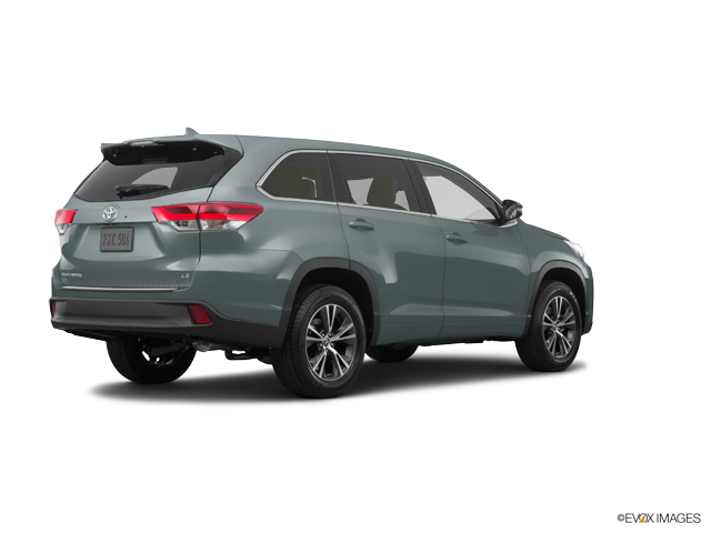 New 2018 Toyota Highlander in Lakeland, FL