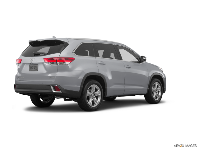 New 2018 Toyota Highlander in Weatherford, TX