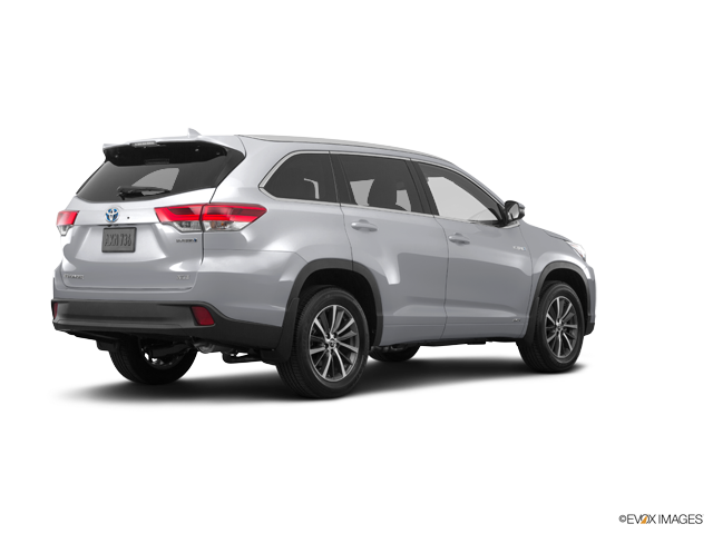 New 2018 Toyota Highlander Hybrid in Natchez, MS