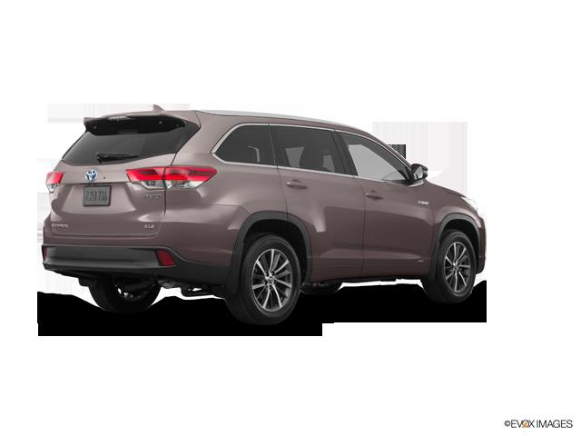 New 2018 Toyota Highlander Hybrid in Gilroy, CA