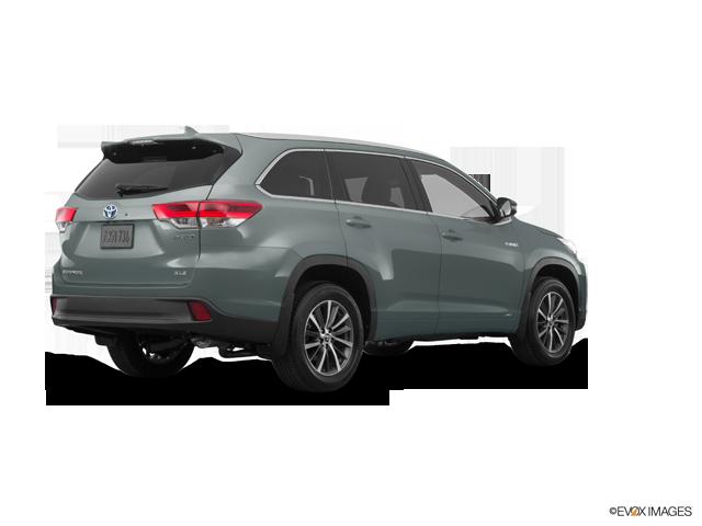 New 2018 Toyota Highlander Hybrid in Hempstead, NY